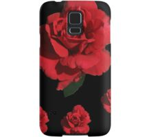Red roses Samsung Galaxy Case/Skin