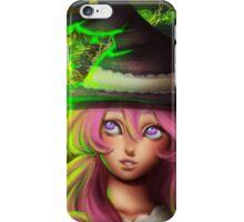Lamp Witch iPhone Case/Skin