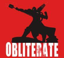 [V1] - Obliterate! Kids Tee