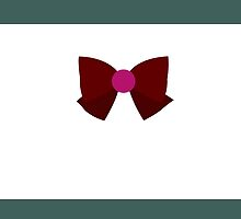 Sailor Pluto Bow by wefit