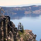 Crater Lake Oregon - 1686 by BartElder