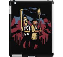 Red Bert iPad Case/Skin