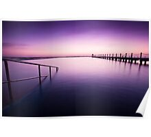 Narrabeen Sunrise Poster