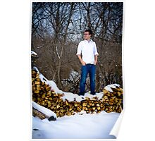 King of the Wood Pile Poster