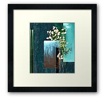 """Seed Pods""  - Abstract realism Framed Print"