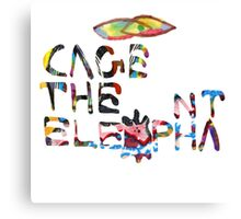 Cage the Elephant Canvas Print
