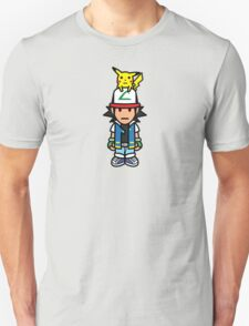 Ashy Ketchup & Peek-at-chu! T-Shirt
