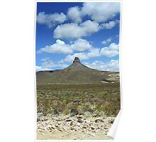 Route 66 - Arizona Mountain Poster