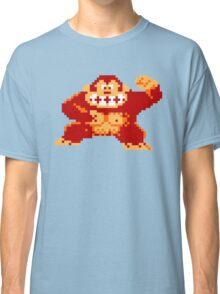 8-Bit Nintendo Donkey Kong Gorilla Classic T-Shirt