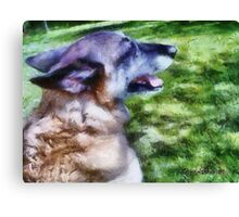 Jill2 Canvas Print