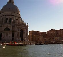 Santa Maria della Salute by Darrell-photos