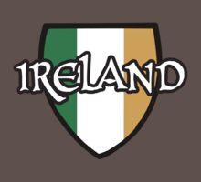 Ireland Baby Tee