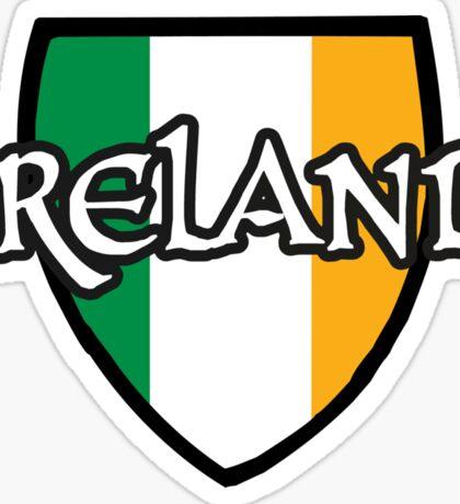 Ireland Sticker