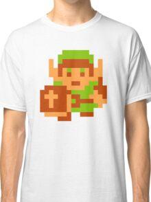 8-Bit Legend Of Zelda Link Nintendo Classic T-Shirt