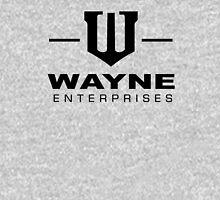 Wayne Enterprises-Black Unisex T-Shirt