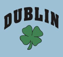 Irish Dublin One Piece - Short Sleeve