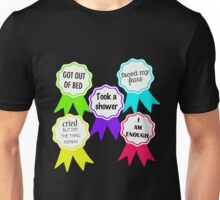 Award Ribbons Unisex T-Shirt
