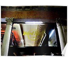 Hard Rock-Venice Poster