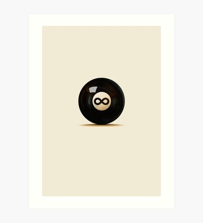 Infinity Ball Art Print