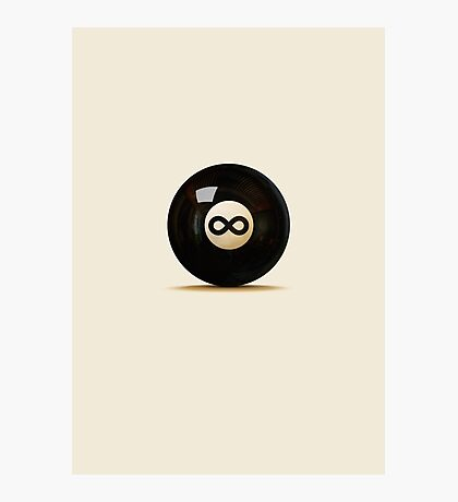 Infinity Ball Photographic Print