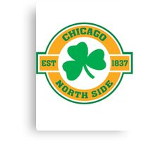 Chicago Northside Irish Canvas Print