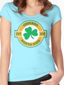 Chicago Northside Irish Women's Fitted Scoop T-Shirt