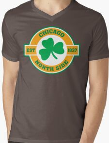 Chicago Northside Irish Mens V-Neck T-Shirt