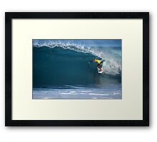 Still Number One Framed Print