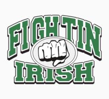 Fighting Irish Baby Tee