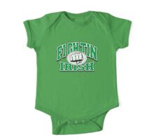Fighting Irish One Piece - Short Sleeve