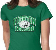 Fighting Irish Womens Fitted T-Shirt
