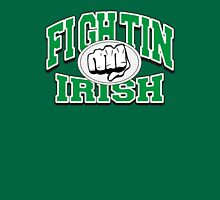 Fighting Irish Womens Fitted T-Shirt