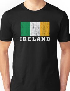 Ireland Flag Unisex T-Shirt