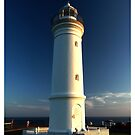 Kiama Lighthouse - The Light Tower by Alexey Dubrovin