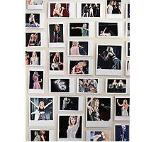 Taylor Swift Photographic Print