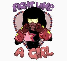 Fight Like A Girl (Crystal Gem) Unisex T-Shirt