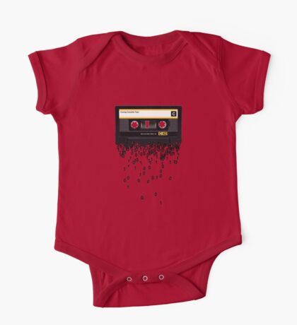 The death of the cassette tape. One Piece - Short Sleeve