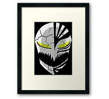 The Broken Mask Framed Print