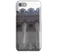 Classic Architecture, Lower Manhattan, New York City   iPhone Case/Skin