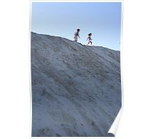 Dune Dancing Poster
