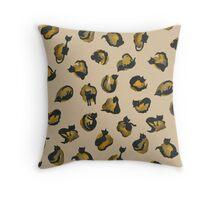 Crazy Cat Lady Throw Pillow
