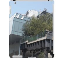 Whitney Museum at the High Line, New York City iPad Case/Skin