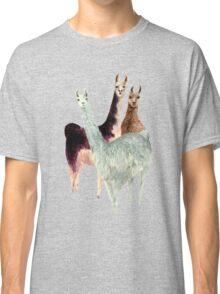The Llama Posse Classic T-Shirt