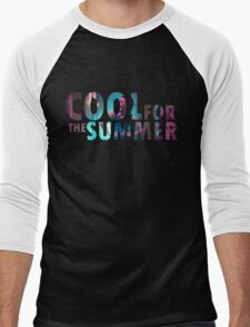We're cool for the summer Men's Baseball ¾ T-Shirt