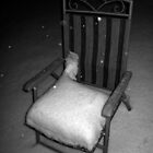 Jack Frost's Lawn Chair by KathrynSylor