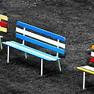 Benches by David Mellor