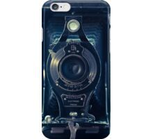 vintage ekc camera iPhone Case/Skin