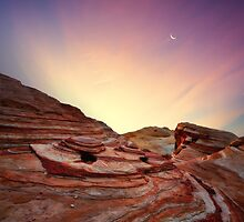 Valley of Fire SP by Cecil Whitt