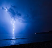 Electric Blue by AndyCh