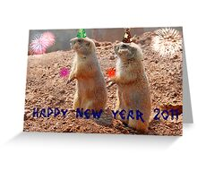 HAPPY NEW YEAR !!!!! Greeting Card